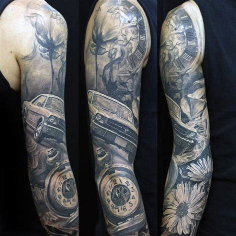 car sleeve tattoo designs collection of 25 sleeve car design
