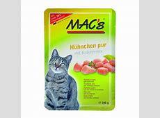 Mac's Katzenfutter Test Mac S Katzenfutter