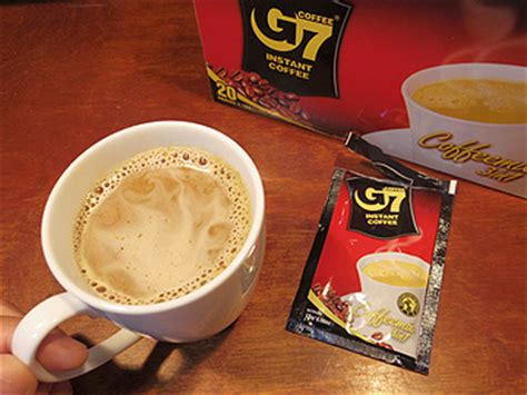 G7 Coffeemix 3in1 trungnguyen g7 coffeemix 3in1 amazing foods