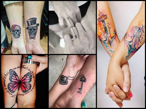 best couple matching tattoos 30 best ideas