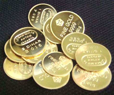 Koin Dinar Emas Antam 1 dinar emas 24 karat dot org pusat jual beli koin dinar emas 24k investasi dinar emas 24k