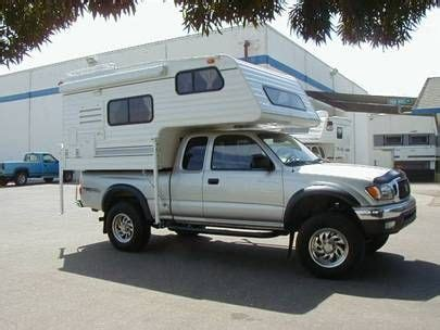 slide in camper toyota tacoma bathroom.html | autos post