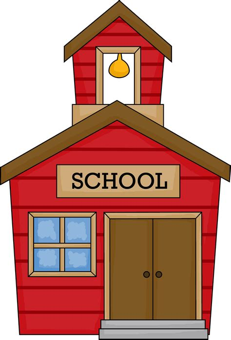 printable school house all about me teach123