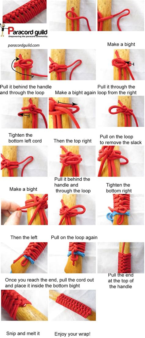 paracord knife handle wraps the complete guide from tactical to asian styles books how to make a paracord axe handle wrap paracord guild