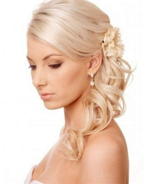 Wedding Hairstyles For Thin Curly Hair   Hollywood Official