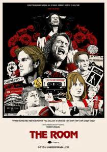 the room poster by strain