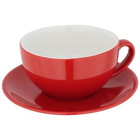Bialetti Espresso Cup Saucer Deka judge espresso cup and saucer or cappuccino cup and