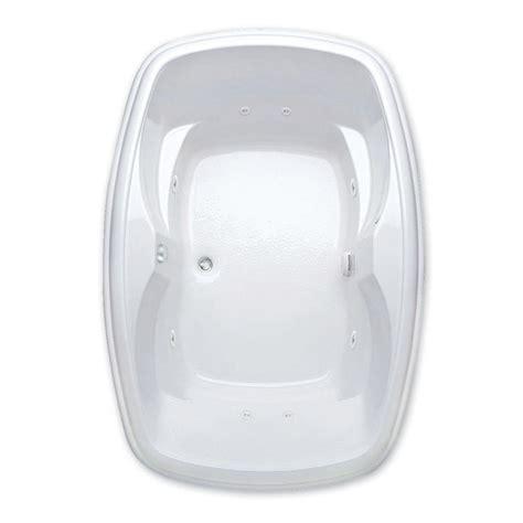 bathtub drain pump aquatic azra ii 6 ft center drain acrylic whirlpool bath tub pump location 2 with