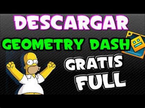 geometry dash full version para descargar como descargar geometry dash para pc totalmente full