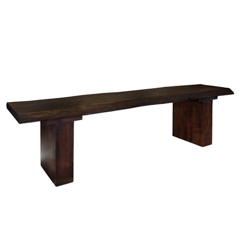 live edge bench live edge bench home envy furnishings solid wood