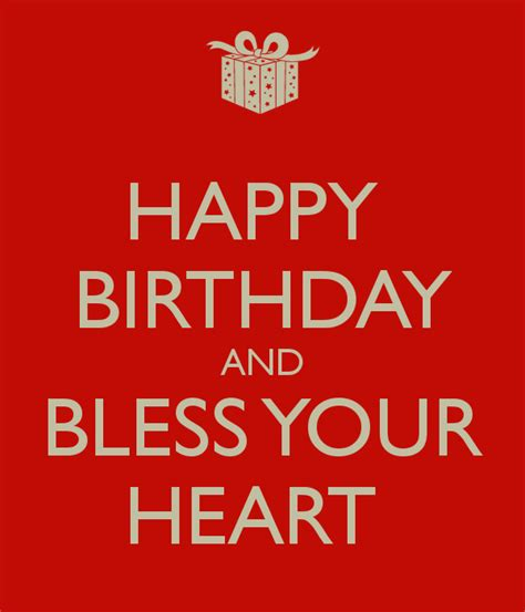 Bless Your Heart Meme - keep calm and sing happy birthday nidhi carry image