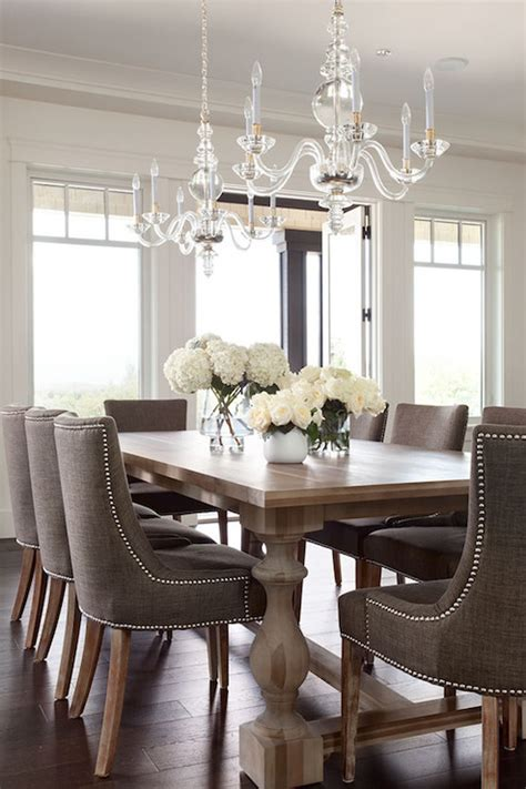 dining room chair ideas taupe dining chairs traditional dining room moeski design agency