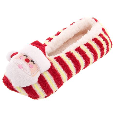 christmas house shoes christmas slippers for women