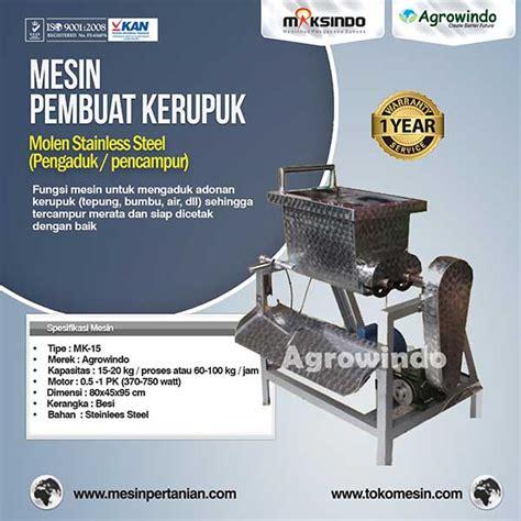 Mixer Yamaha Di Surabaya jual mesin pembuat kerupuk mixer dan cetak di surabaya