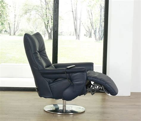 easy swing chair himolla brock easy swing leather recliner chair