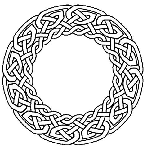 celtic circle tat tattoo 05