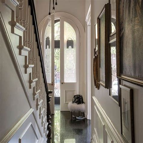 brownstone interior house tour house tours entry ways and new york