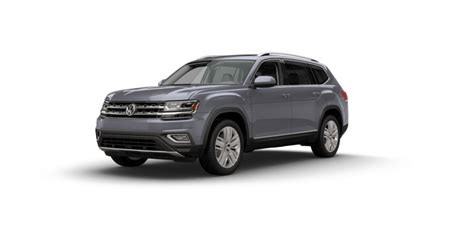 volkswagen atlas silver 2018 volkswagen atlas exterior paint color options