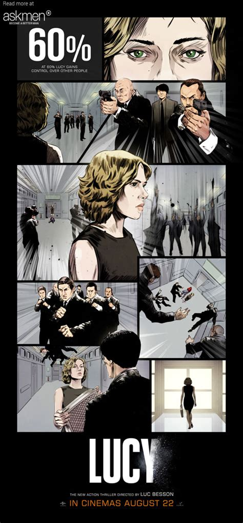lucy film graphic novel lucy graphic novel page 3 askmen