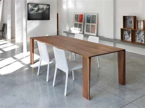 tavolo per cucina moderna tavolo fisso in legno massello per cucina moderna