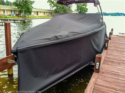 layout boat cover boat covers black dog design inc