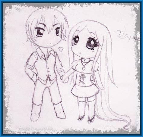 imagenes de parejas romanticas para dibujar imagenes de animes romanticos para dibujar archivos