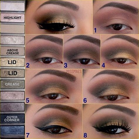tutorial eyeshadow palette 194 best urban decay naked 2 palette images on pinterest