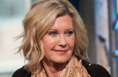 olivia newton john latest olivia newton john has breast cancer singer having