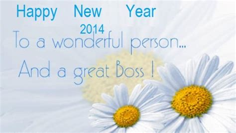 happy new year quotes 2014 for boss