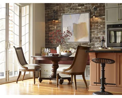 Thomasville Furniture Dining Room Hemingway Side Chair Dining Room Furniture Thomasville Furniture