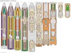Carnival Paradise Floor Plan carnival magic deck plans ship and cabin pictures with