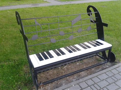 music bench 9 best pics we love images on pinterest musical