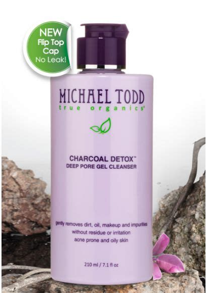 Michael Todd Charcoal Detox by These The Charcoal Detox Cleanser So Will You