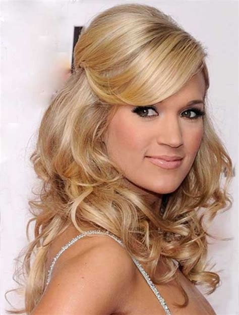 party hairstyles for normal hair 20 party hairstyles for curly hair hairstyles