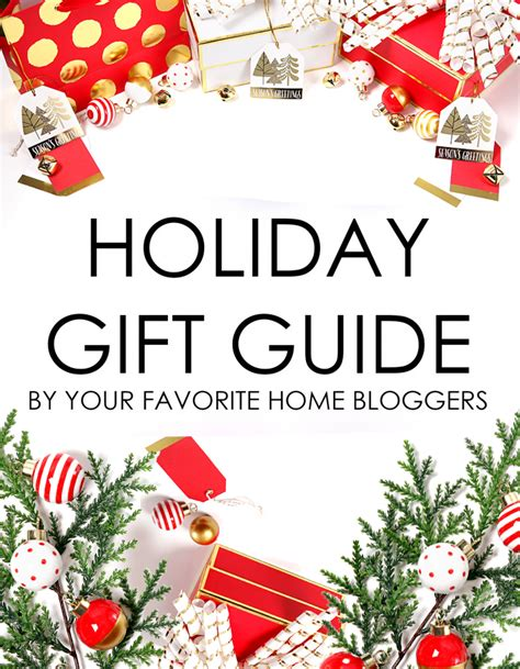 holiday gift guide 2016 blog hop house of hargrove