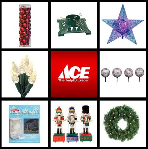 ace hardware xmas get ready for christmas with ace hardware