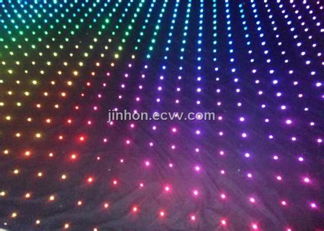 stage curtains with led lights led state background lighting purchasing souring agent