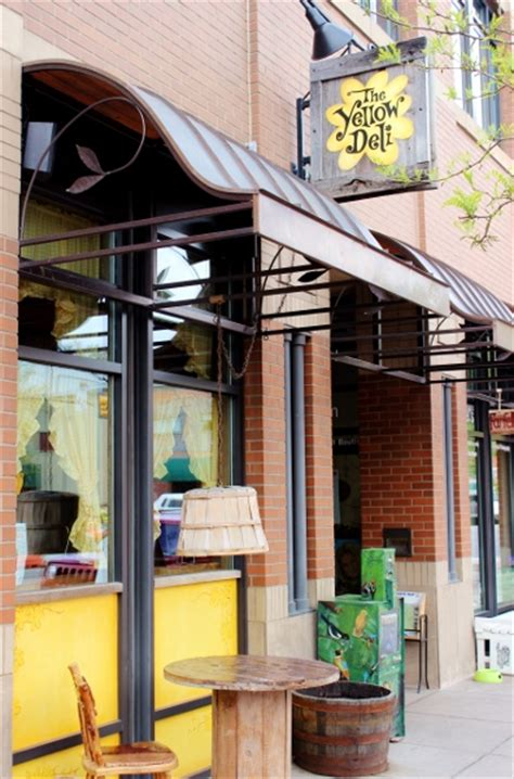 Downtown Boulder Gift Card - yellow deli downtown boulder downtown boulder co