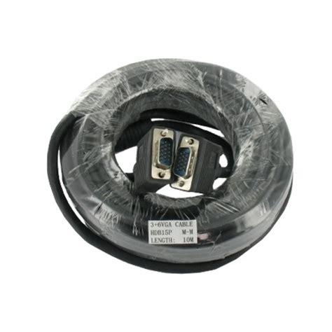 Kabel Vga 10 Meter vga monitor kabel 10 meter yagoda nl