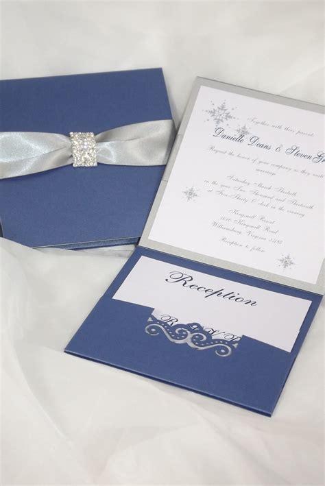 invitation design royal blue wedding invitation royal blue and silver wedding invitation