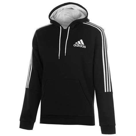 adidas hoodie adidas adidas 3 stripes logo over the head hoody mens