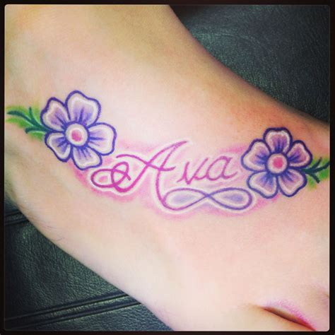 ava rose tattoo tats tatting and