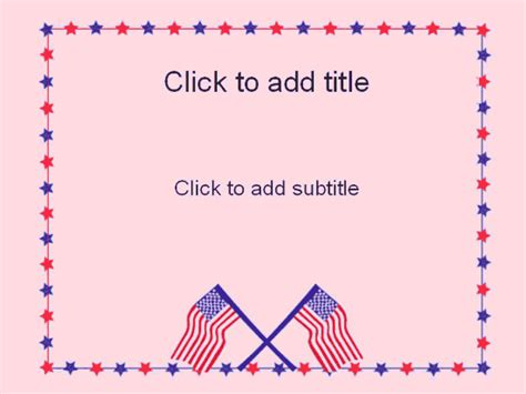 Award Certificate American Flag Design Free Certificate Templates In Season Holiday Flag Certificate Template