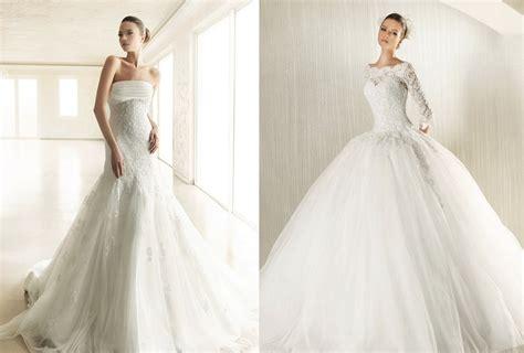 designer wedding bridal dress 2014 by georges hobeika