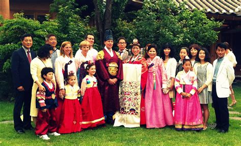 Korea Wedding by Traditional Korean Wedding Kittyandsanta