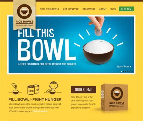nonprofit web design inspiration 25 glorious charity and non profit web designs