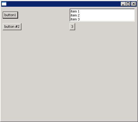 java swt gridlayout gridlayout insert widgets into a grid layout gridlayout