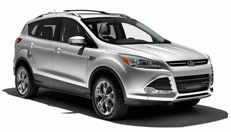 brandchannel ford bets  freshened escape  suvs small cars   mexico