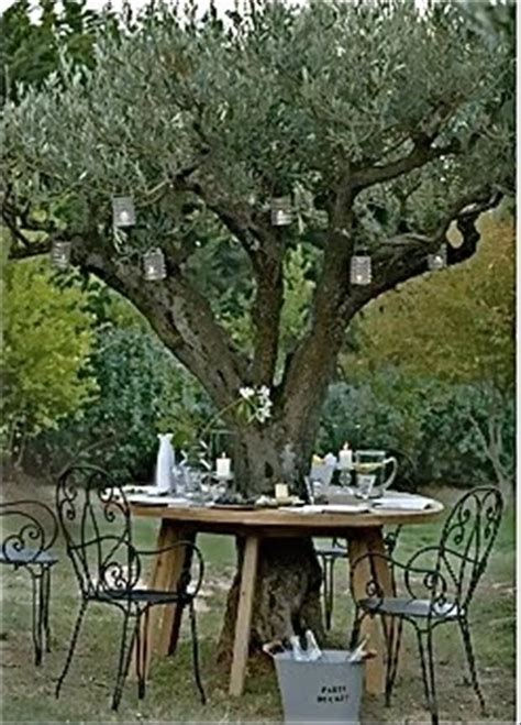backyard table outdoor table the tree back yard ideas dump a day