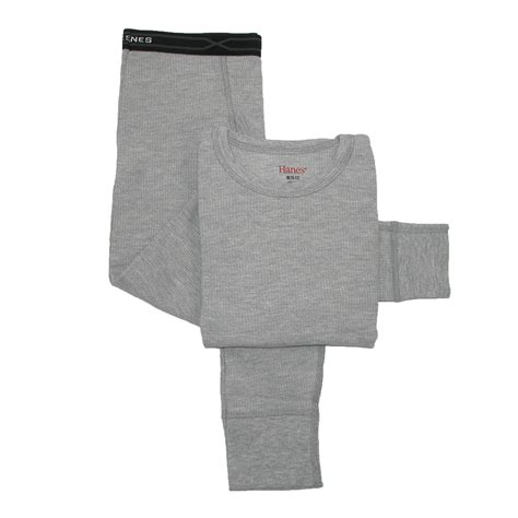 Thermal Set boys thermal set by hanes children s cold